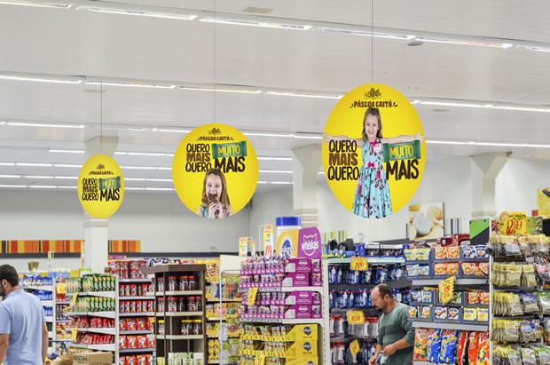 Caitá Supermercados - Páscoa 2017