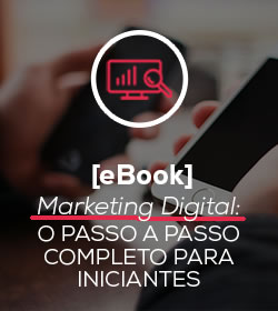 eBook – Marketing Digital: o passo a passo completo para iniciantes
