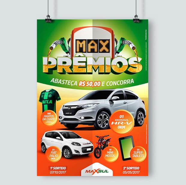 Maxsul - Campanha Max Prêmios 2017