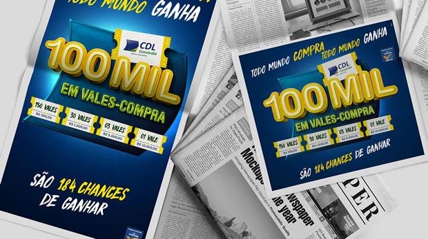 CDL - Campanha Prêmios 2017