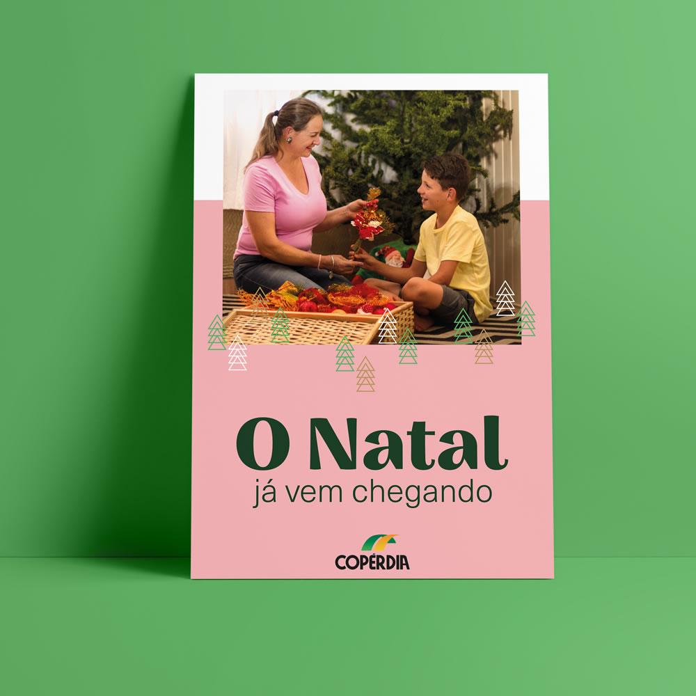 Cooperativa Copérdia – Campanha Natal 2019