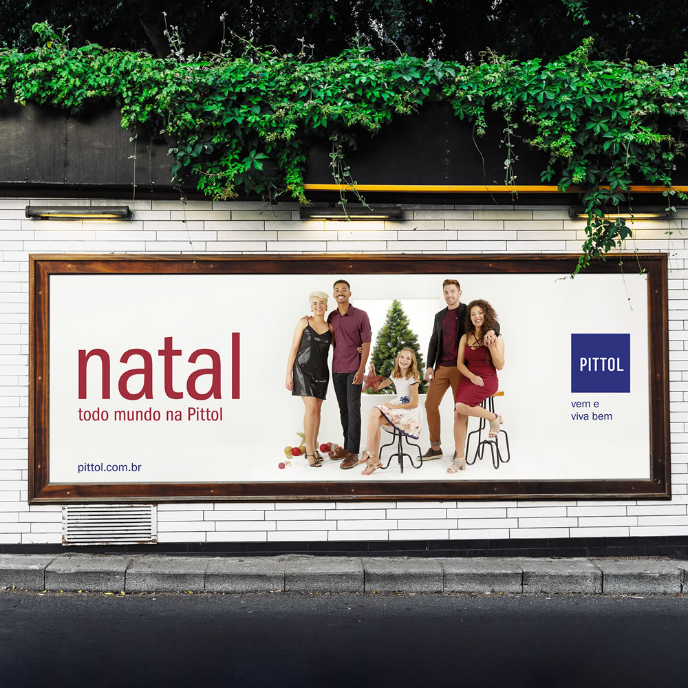 Única Propaganda Portfolio - Pittol - Natal 2019