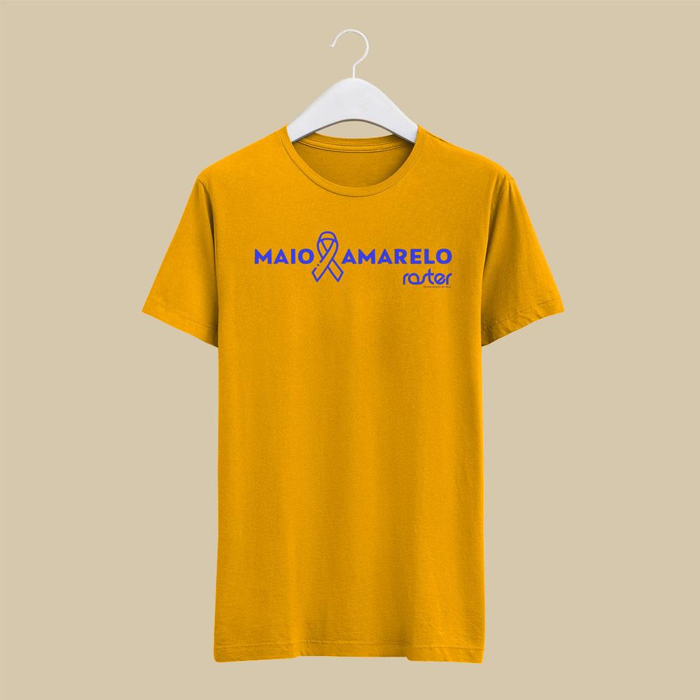 Raster - Maio Amarelo